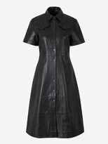 Thumbnail for your product : Proenza Schouler White Label Buttoned Shirt Dress