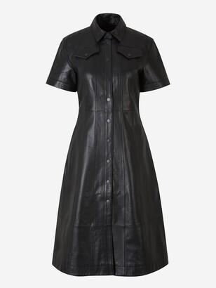 Proenza Schouler White Label Buttoned Shirt Dress