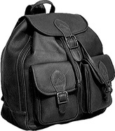 David King 314 Double Front Pocket Backpack