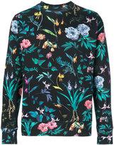Paul Smith floral print sweatshirt - men - Cotton - S