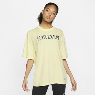 Nike Women's Oversize T-Shirt Jordan Utility