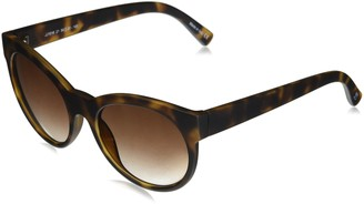 Joe's Jeans Women's JJ 1016 Round Fashion Designer UV Protection Sunglasses