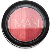 Iman Luxury Blushing Duo Powder Compact Duo Posh