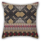 PaPaver Bohemian Pillow Covers Twin Sides Ornament And Gift To Girls Husband Her Living Room Dance Room Chair