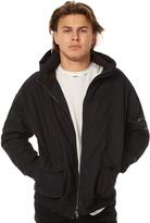 Zanerobe Box Hood Mens Jacket Black