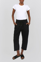 Cheap Monday Black Raw Edged Pants