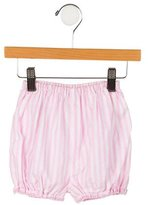 Jacadi Girls' Striped Shorts