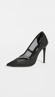 Jeffrey Campbell Lure-Ms Mesh Pumps
