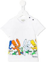 Kenzo cactus print T-shirt - kids - Cotton - 6 mth