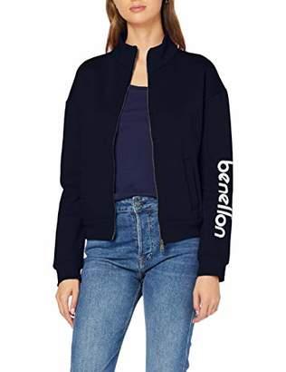 Benetton Women's Basico 2 Woman Sweatshirt,Medium