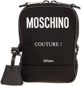Moschino Dober-man Crossbody Bags