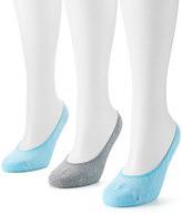 SO® 3-pk. Sock Liners - Women