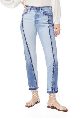 Frame Le Mix Repair Jeans