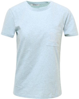 Max Mara Melange Jersey Crewneck T-Shirt