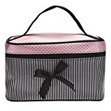 DDLBiz Double Outdoor Travel Cosmetic Bag Men And Women Hand Carry Pouch