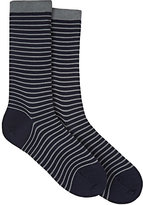 Antipast WOMEN'S STRIPED WOOL-COTTON SOCKS