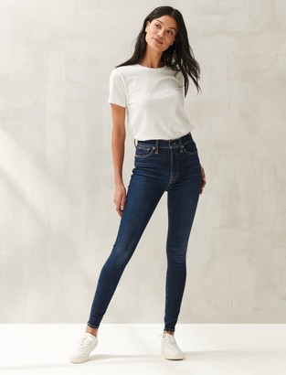 Lucky Brand Uni Fit High Rise Skinny Jean