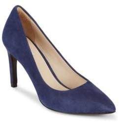 Cole Haan Eliza Grand Suede Closed Toe Pumps