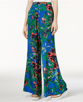 Rachel Roy Printed Palazzo Pants, Created for Macy's