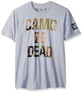 Neff Men's Camo Is Dead T-Shirt