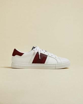 Ted Baker TENPAL Leather cupsole trainers