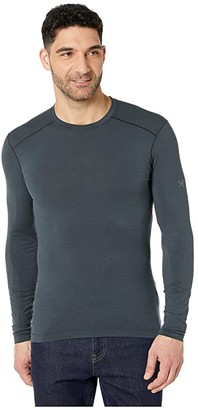 Arc'teryx Satoro AR Crew Long Sleeve (Orion) Men's Clothing