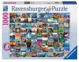 Ravensburger 99 Beautiful Places 1000pc Puzzle