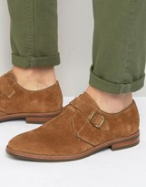 Aldo Okanagan Suede Single Monk Shoes