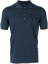 Fay short sleeve polo shirt - men - Cotton - 46