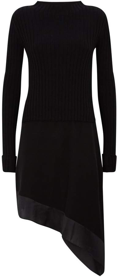 AllSaints Elina Dress and Sweater