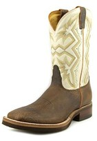 Nocona Md5331 Square Toe Leather Western Boot.