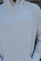 Rogan Aperture Sweatshirt in Fog