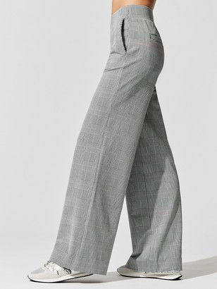 Carbon38 Plaid Pant