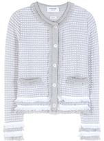Thom Browne Cotton-blend Cardigan