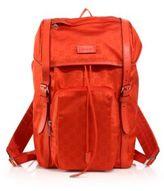 Gucci Nylon Guccisima Backpack