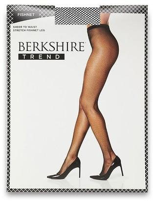 Berkshire Sheer Fishnet Pantyhose