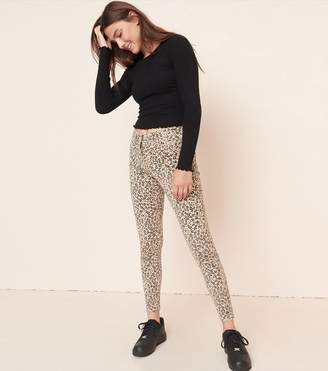 Garage High Rise Jegging - FINAL SALE