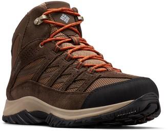 Columbia Crestwood Mid Men's Waterproof Hiking Boots