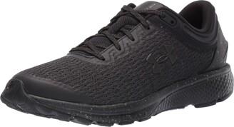 Under Armour Women's Charged Escape 3 Running Shoes Black (Black/Black/Black (002) 8 UK 42.5 EU