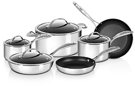 Scanpan 10-Piece HaptIQ Cookware Set