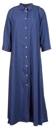 MDS Stripes Long dress