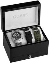 GUESS Presence and Style Chronograph Watch Set
