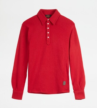 Tod's Shirt in Mixed Wool