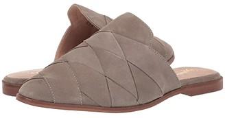 Seychelles Survival (Taupe Suede) Women's Clog Shoes