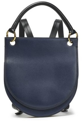 Marni Two-tone Leather Backpack