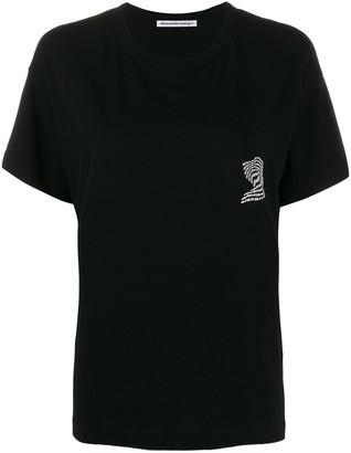 Alexander Wang loose fit logo T-shirt