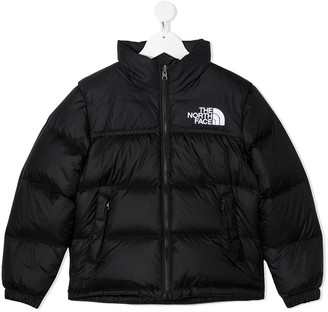 The North Face Embroidered Logo Jacket