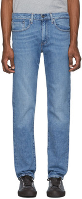 Levis Made and Crafted Blue 502 Regular Taper Jeans