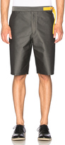 Jil Sander Contrast Tab Shorts