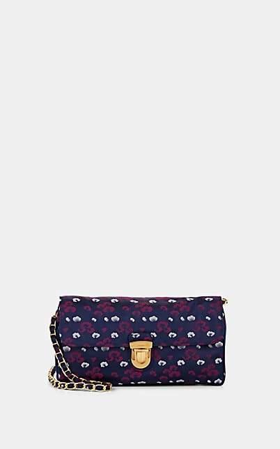e4ad727e8e00 Prada Purple Leather Bags For Women - ShopStyle UK